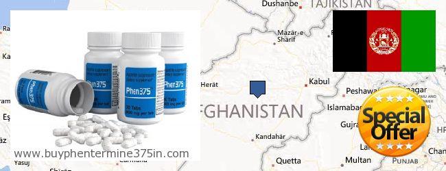 Где купить Phentermine 37.5 онлайн Afghanistan