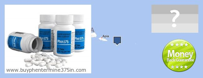 Где купить Phentermine 37.5 онлайн American Samoa