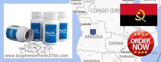 Где купить Phentermine 37.5 онлайн Angola