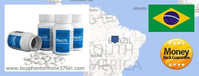 Где купить Phentermine 37.5 онлайн Brazil