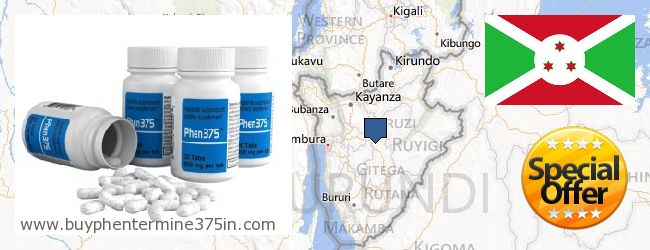 Где купить Phentermine 37.5 онлайн Burundi