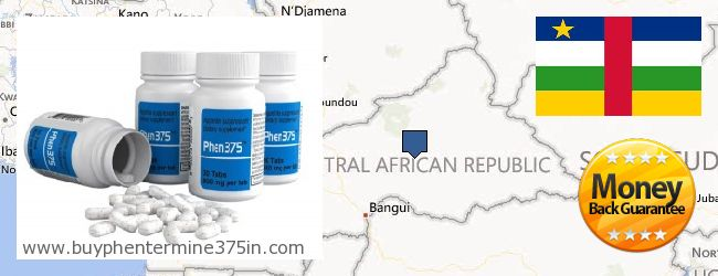 Где купить Phentermine 37.5 онлайн Central African Republic