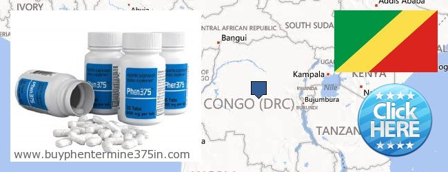 Где купить Phentermine 37.5 онлайн Congo