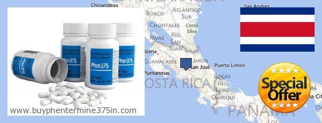 Где купить Phentermine 37.5 онлайн Costa Rica