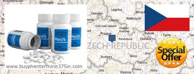 Где купить Phentermine 37.5 онлайн Czech Republic