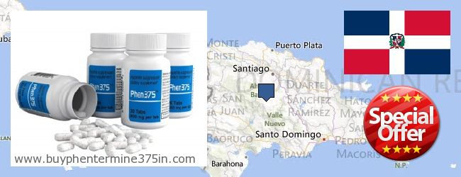 Где купить Phentermine 37.5 онлайн Dominican Republic