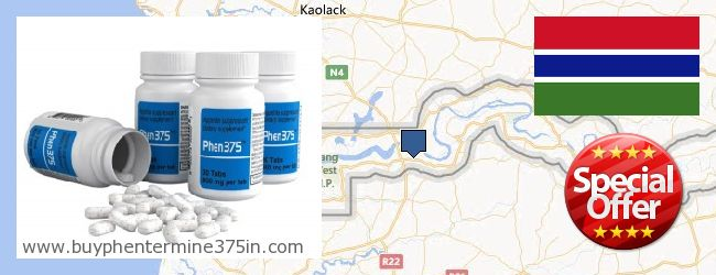 Где купить Phentermine 37.5 онлайн Gambia