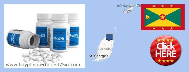 Где купить Phentermine 37.5 онлайн Grenada