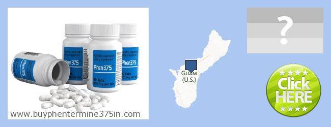 Где купить Phentermine 37.5 онлайн Guam