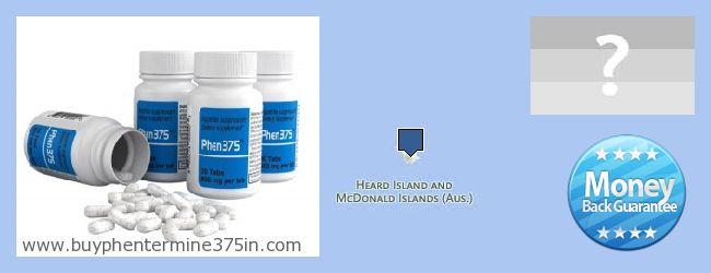 Где купить Phentermine 37.5 онлайн Heard Island And Mcdonald Islands