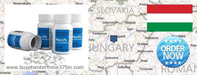 Где купить Phentermine 37.5 онлайн Hungary