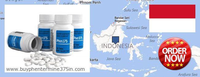 Где купить Phentermine 37.5 онлайн Indonesia