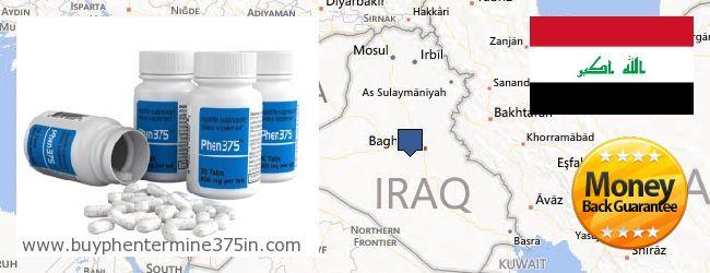 Где купить Phentermine 37.5 онлайн Iraq