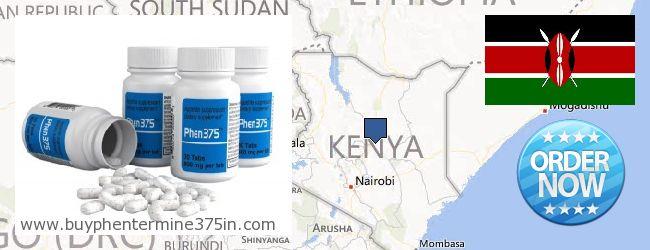 Где купить Phentermine 37.5 онлайн Kenya