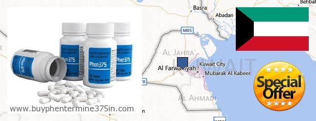 Где купить Phentermine 37.5 онлайн Kuwait
