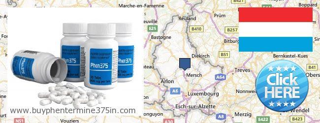 Где купить Phentermine 37.5 онлайн Luxembourg