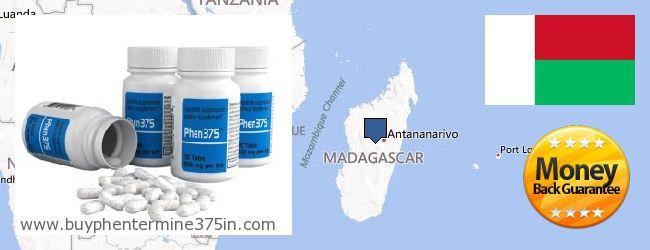 Где купить Phentermine 37.5 онлайн Madagascar