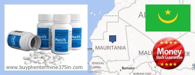 Где купить Phentermine 37.5 онлайн Mauritania