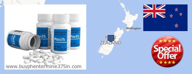 Где купить Phentermine 37.5 онлайн New Zealand