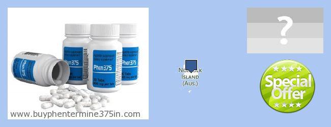 Где купить Phentermine 37.5 онлайн Norfolk Island
