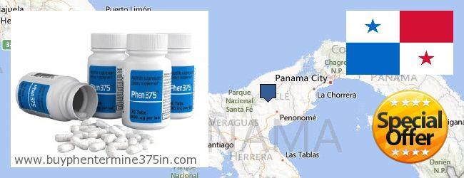 Где купить Phentermine 37.5 онлайн Panama