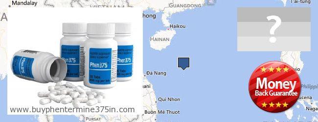 Где купить Phentermine 37.5 онлайн Paracel Islands