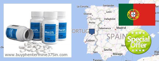 Где купить Phentermine 37.5 онлайн Portugal