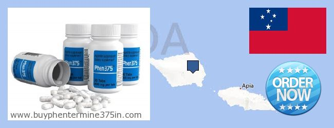 Где купить Phentermine 37.5 онлайн Samoa