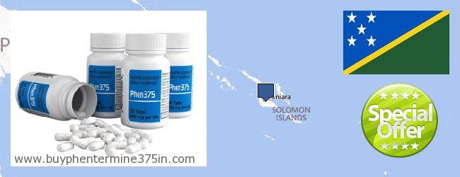 Где купить Phentermine 37.5 онлайн Solomon Islands