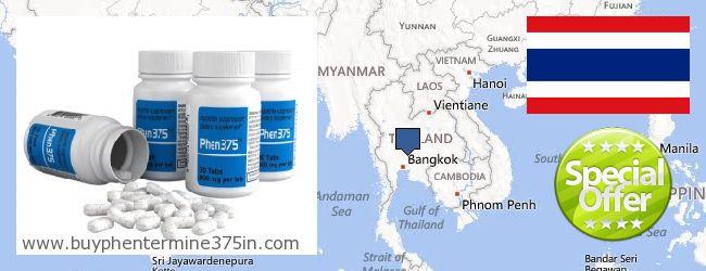 Где купить Phentermine 37.5 онлайн Thailand