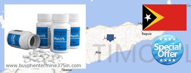 Где купить Phentermine 37.5 онлайн Timor Leste