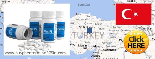 Где купить Phentermine 37.5 онлайн Turkey