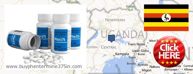 Где купить Phentermine 37.5 онлайн Uganda