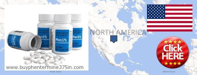 Где купить Phentermine 37.5 онлайн United States