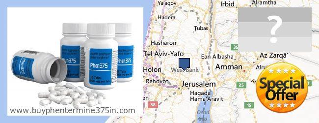 Где купить Phentermine 37.5 онлайн West Bank