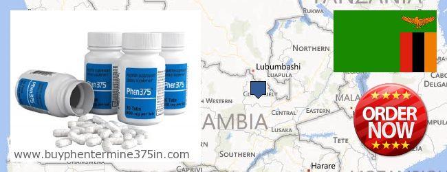 Где купить Phentermine 37.5 онлайн Zambia