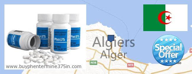Where to Buy Phentermine 37.5 online Algiers, Algeria