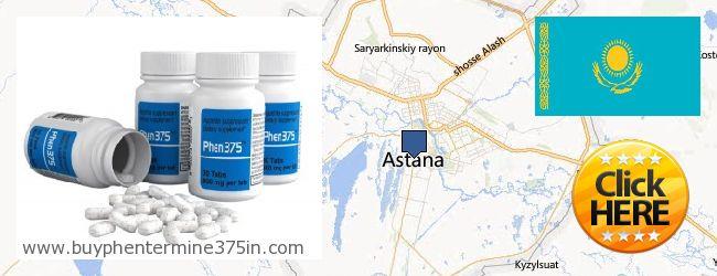 Where to Buy Phentermine 37.5 online Astana, Kazakhstan