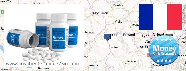 Where to Buy Phentermine 37.5 online Auvergne, France