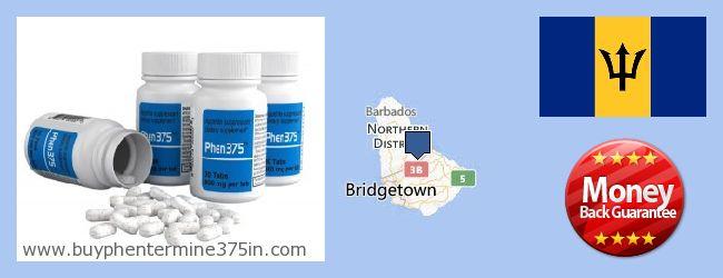 Where to Buy Phentermine 37.5 online Barbados