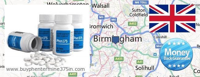 Where to Buy Phentermine 37.5 online Birmingham, United Kingdom
