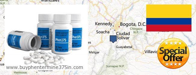 Where to Buy Phentermine 37.5 online Bogotá, Distrito Especial, Colombia