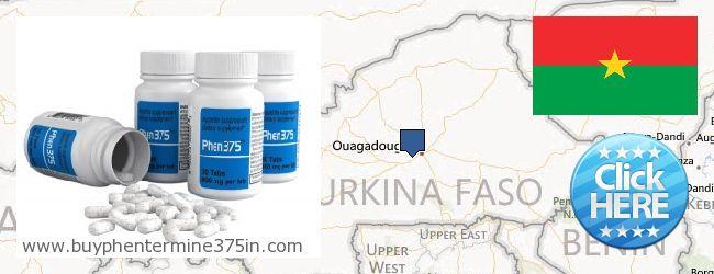 Where to Buy Phentermine 37.5 online Burkina Faso