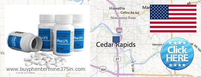 Where to Buy Phentermine 37.5 online Cedar Rapids IA, United States