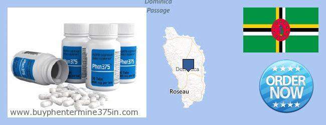 Where to Buy Phentermine 37.5 online Dominica