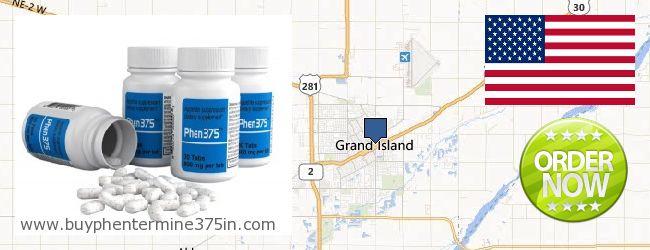 Where to Buy Phentermine 37.5 online Grand Island NE, United States