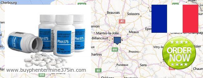 Where to Buy Phentermine 37.5 online Ile-de-France, France
