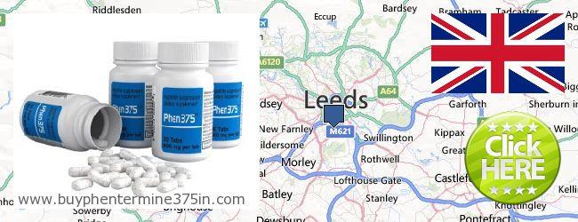 Where to Buy Phentermine 37.5 online Leeds, United Kingdom