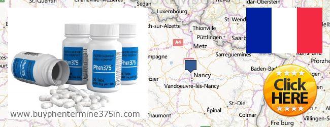 Where to Buy Phentermine 37.5 online Lorraine, France