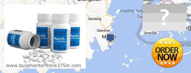 Where to Buy Phentermine 37.5 online Macau